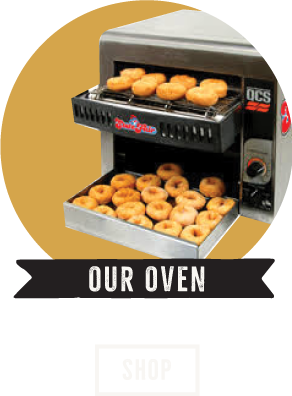 Our Oven