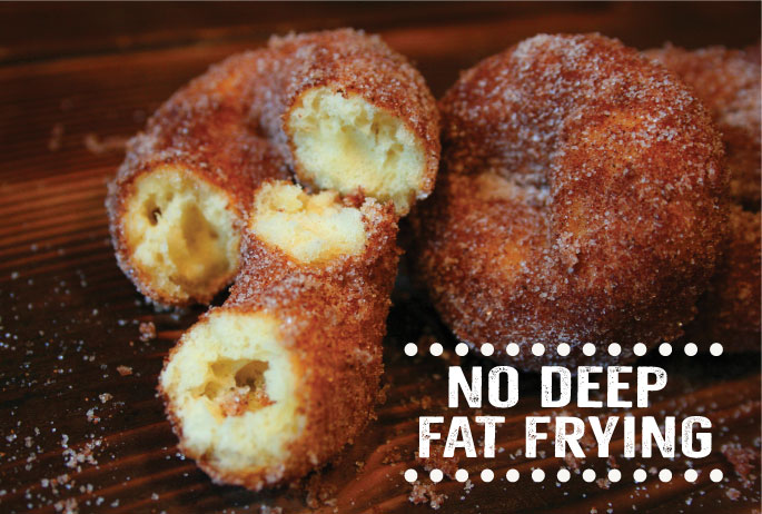 No-Deep-Frying-Donuts