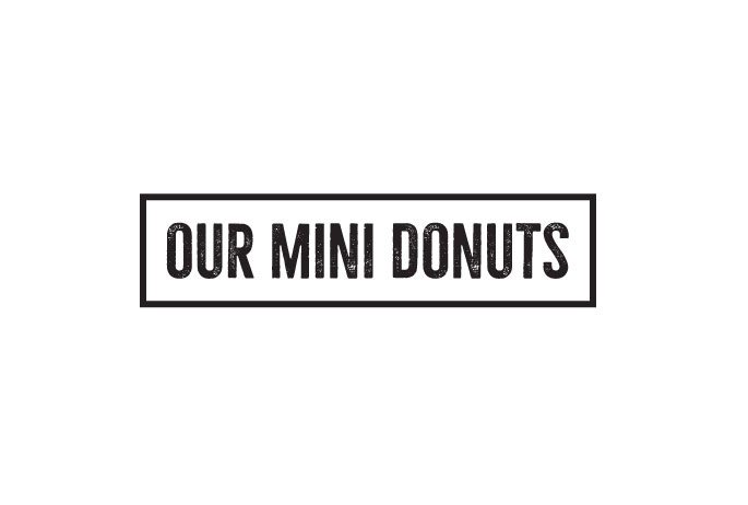 Our Mini Donuts